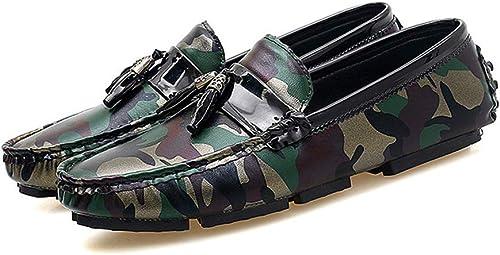 Chaussures De Conduite En Plein Air Peas Chaussures Affaires Décontracté Décontracté Décontracté Chaussures Mocassins Confortables Pantoufles Douces Pantoufles 5b3