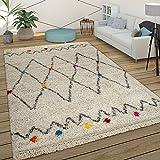 alfombra shaggy bereber