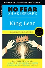 King Lear: No Fear Shakespeare Deluxe Student Edition (Volume 3)