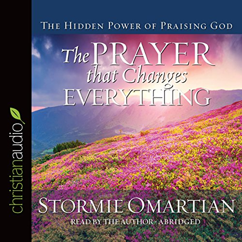 Prayer That Changes Everything audiobook cover art