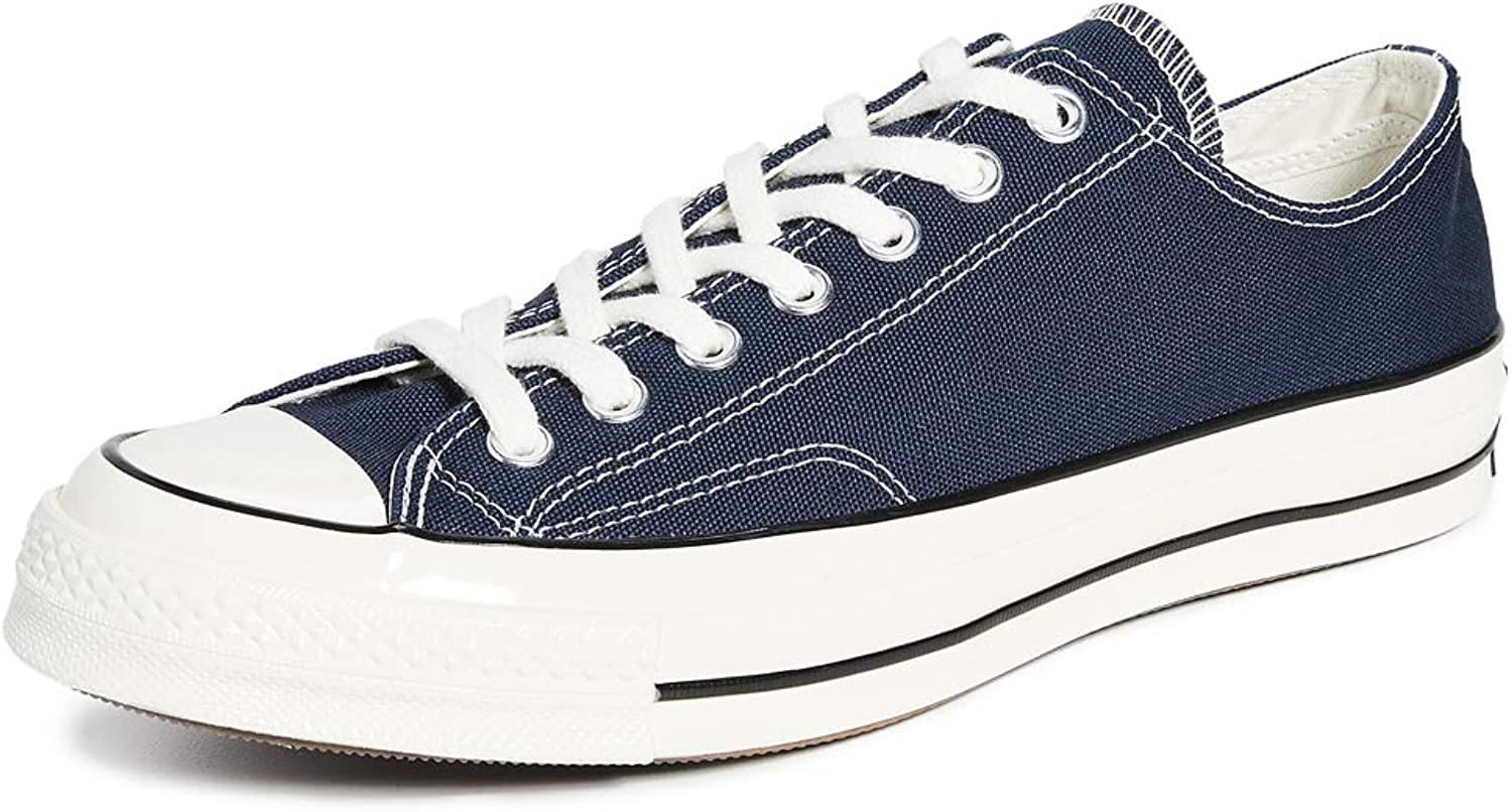 Converse Men's Chuck 至高 高額売筋 Taylor All Star Top Low Obsi '70s Sneakers