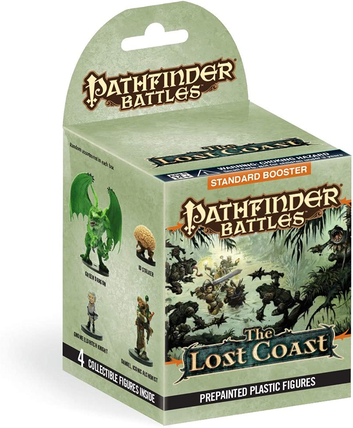 Pathfinder Miniatures The Loast Coast Brick (8 x Boosters)