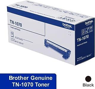 Black Printer Toner Cartridge TN-1070 Black Toner for Brother HL-1111, DCP-1511, MFC-1811, Black, (TN-1070)