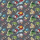 Marvel Stoff Mini Action Heroes – 0,5 m Multiples –