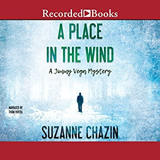 A Place in the Wind audiobook cover art