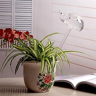 نيشور بلانت ووترر بيتل ذاتية الري مصباح اليد النفخ الزجاج النبات سقي الكرة الأرضية للنباتات الداخلية بوعاء
