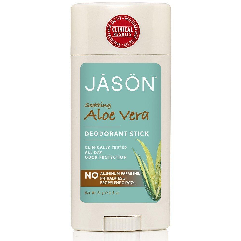 Max 88% OFF Jason Natural Products Deod Luxury goods Stk Fr AlumPar Aloe 2.5 Oz