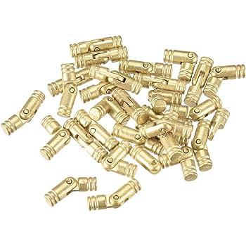 Concealed Hinge Solid Brass Cylinder