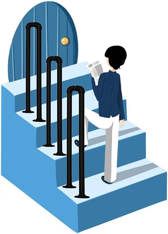 cheap FAFZ 35-100cm U-Shaped Non-Slip Handrail Loft B Ranking TOP3 Villas Corridor