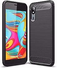 FanTing Case for Asus Zenfone Max (M1) ZB555KL, Anti-Slip Ultra Thin Shock Absorption Anti Scratch Protective, Cover for Asus Zenfone Max (M1) ZB555KL -Black
