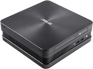 ASUS デスクトップミニパソコン 【5年間保証モデル】Core i5-8400T/8G/SSD 256GB/Win10 Pro/無線LAN/HDMI/DP/D-sub アイアングレー VC65-C1G5058ZN