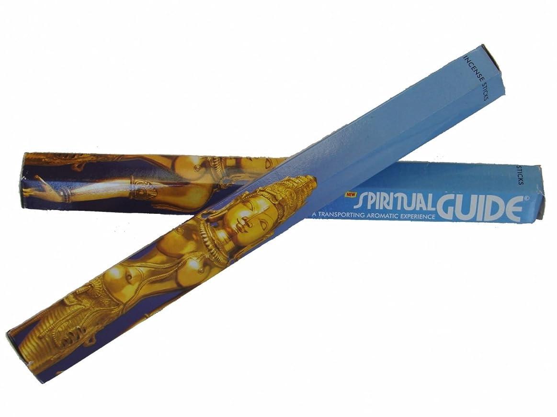 範囲トン見捨てる2 Boxes of Spiritual Guide Incense Sticks
