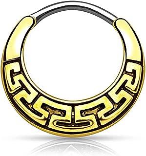 Best tribal septum jewelry Reviews
