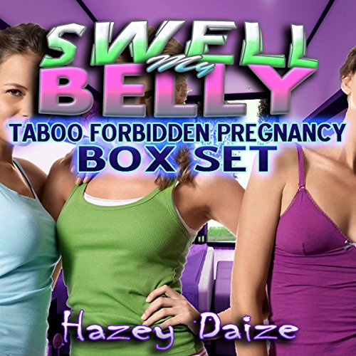 Swell My Belly - 3 Book Box Set audiobook cover art