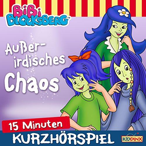 Außerirdisches Chaos Titelbild