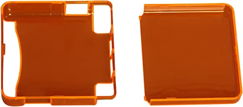 Timorn Hard Plastic Protective Cases for Nintendo GBA SP Gameboy Advance Sp Console (Orange)