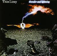 Thunder & Lightning by THIN LIZZY (2017-01-13)