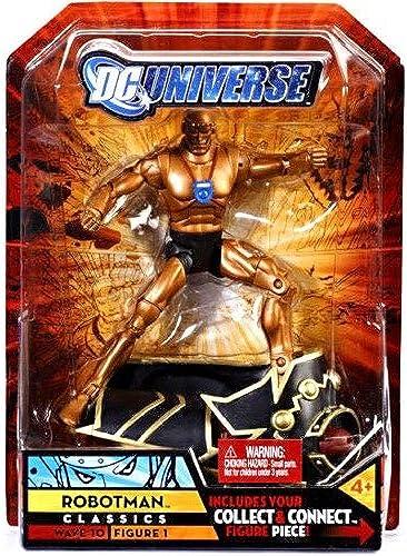 DC Universe Classics Imperiex Series Wave 10 Figure 1 Robotman Action Figure by DC Comics by DC Comics