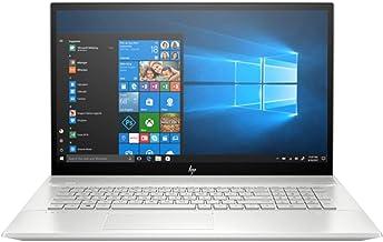 Sponsored Ad - CUK Envy 17t by HP 17 Inch Business Notebook (Intel Core i7, 16GB RAM, 512GB NVMe + 32GB Optane, NVIDIA GeF...