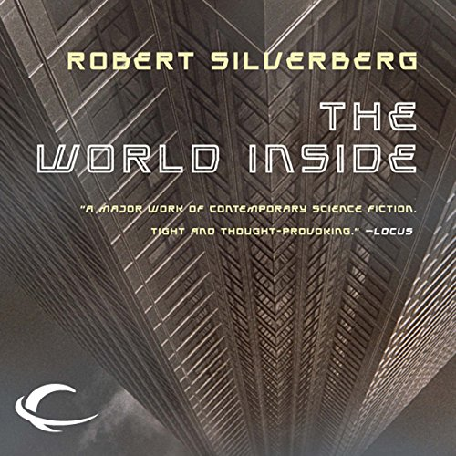The World Inside audiobook cover art