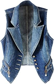 0df215c649 Amazon.it: gilet donna jeans