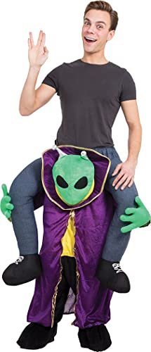 Extraterrestre Mascot HalFaibleeen animal costume déguiseHommest Nouveauté amusant COSTUME TAILLE UNIQUE