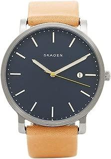 [スカーゲン] 腕時計 SKAGEN SKW6279 ブルー ブラウン [並行輸入品]