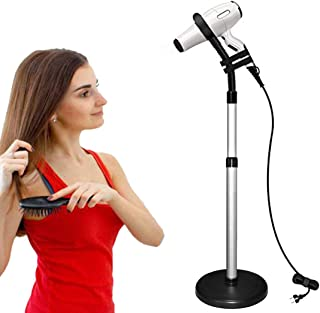portable hair dryer holder