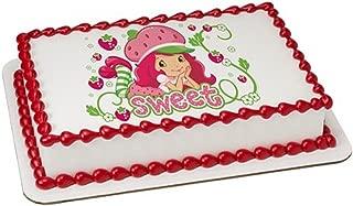 Best strawberry shortcake edible cake decorations Reviews