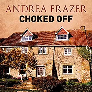 Choked Off audiobook cover art
