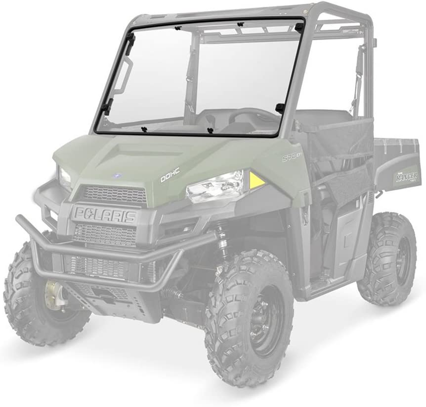 Polaris 2880204 Windshield Memphis Mall Poly Complete Free Shipping