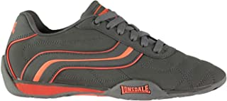 Official Lonsdale Camden Girls Trainers Shoes Footwear