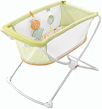 rock and play sleeper instead of bassinet