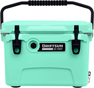 Driftsun 20-Quart Ice Chest, Heavy Duty, High Performance Roto-Molded Commercial Grade Insulated Cooler