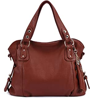 Modern Designer Leather Top Handbags Designer Tote Purse Satchel Shoulder Bag for Women