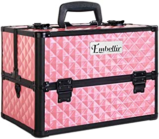 Embellir Portable Cosmetic Beauty Makeup Case