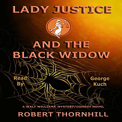 Lady Justice and the Black Widow cover art