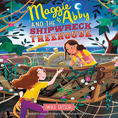 Maggie & Abby and the Shipwreck Treehouse cover art