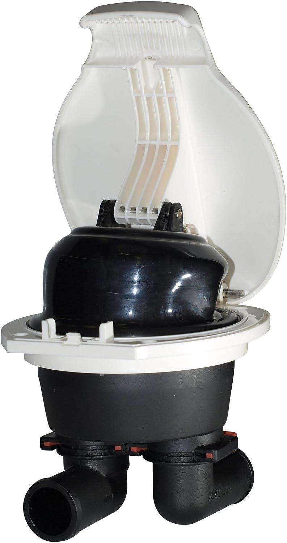 Johnson Pumps 102480001 Viking Compact Hand Pump, 1  & 1.5  Hose