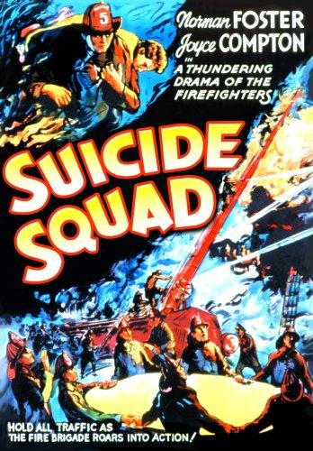 Suicide Squad / (B&W) [DVD] [Region 1] [NTSC] [US Import]