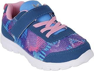 KazarMax Girls' Blue & Pink Sports Shoes