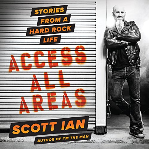 Access All Areas audiobook cover art