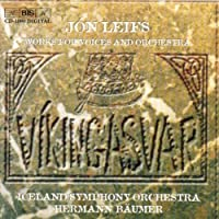 Leifs - Works for Voices and Orchestra (2004-06-07)