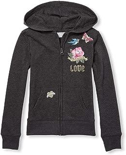 black hoodie sample