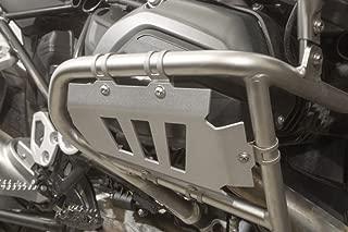 Ro-Moto Cylinder Guards Protectors Set for O.E.M. Crashbars (silver) BMW R1200GS LC 2013+ Adventure 2014 2015 2016 2017 2018
