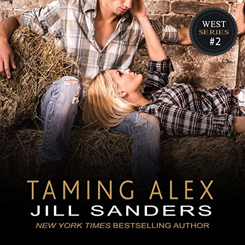Taming Alex audiobook cover art