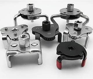3//8 pulgadas Drive tama/ño de 73 mm King Tony 9AE6-7314 juego de llaves de filtro de aceite para Toyota y Lexus 14 flautas