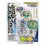 Beyblade - Burst Paquete Doble K2 + Kerbeus Yegdrion Y2 (Hasbro B9491)