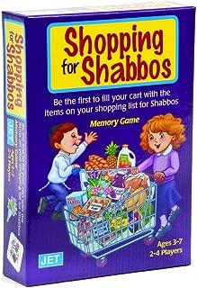 Shopping for Shabbos : Memory Game