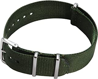 Cassis Type NATO Nylon Watch Strap 20mm with Tool